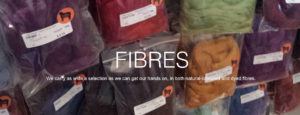 Fibres at The Fibre Garden