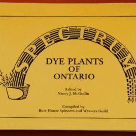 Spectrum: Dye Plants of Ontario