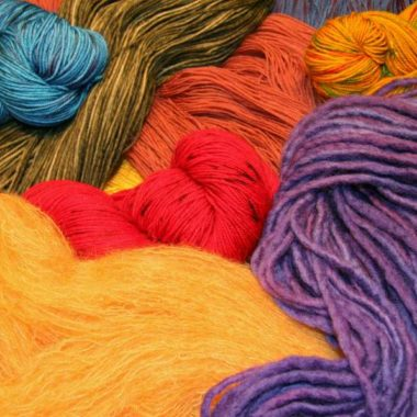Yarns @ The Fibre Garden