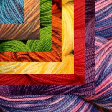 Socky Talky™ Yarns @ The fibre Garden