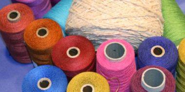 Weaving Yarns @ The Fibre Garden