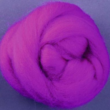 Wool Rovings @ The Fibre Garden