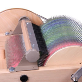 Drum Carder, Ashford – Packer Brush
