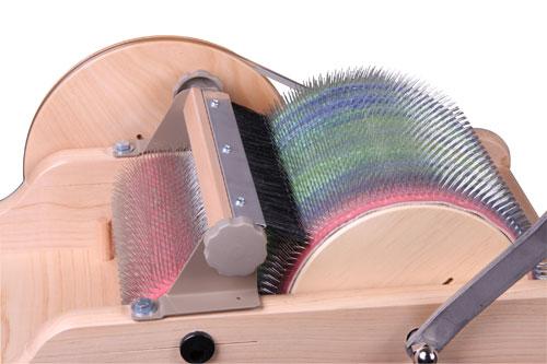 Drum Carder, Ashford – Packer Brush