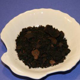 Black Walnut Hulls, Crushed