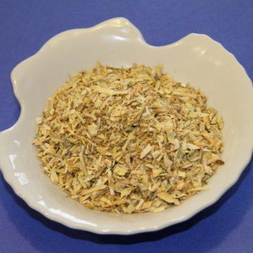 Weld, Dried Chopped