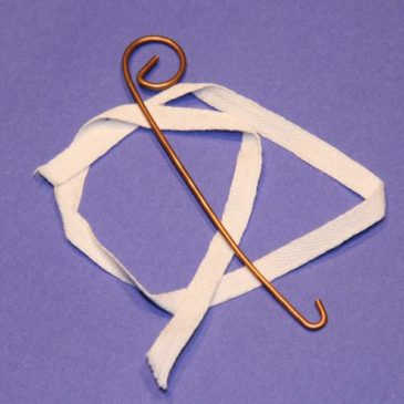 Ashford Theading Hook – Wire