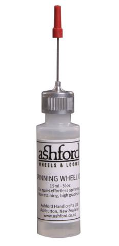 Ashford Spinning Wheel Oil 15ml