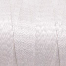 Ashford Mercerized Cotton – Bleached White 10/2