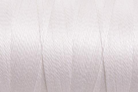 Ashford Mercerized Cotton – Bleached White 5/2