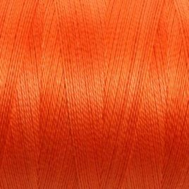 Ashford Mercerized Cotton – Celosia Orange 10/2