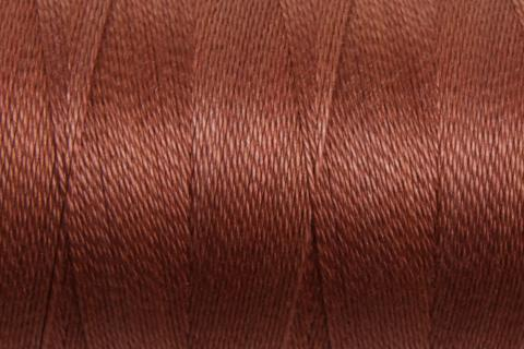 Ashford Mercerized Cotton – Friar Brown 10/2