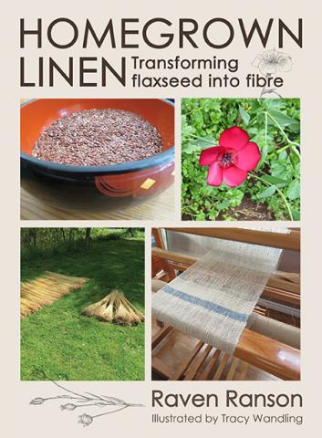 Homegrown Linen: Transforming Flaxseed into Fibre