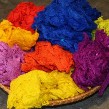 Silk Noils – Paint Box
