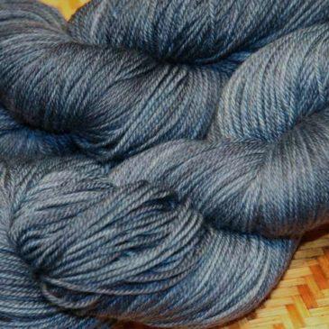 Socky-Talky Bluestone
