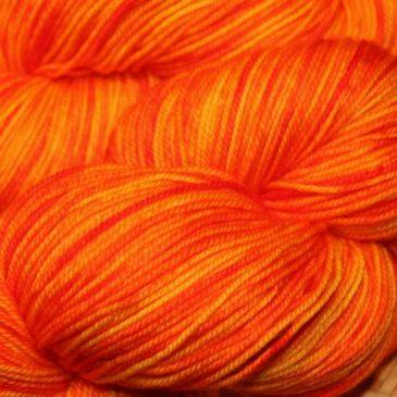Socky-Talky Citrus Zest