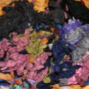 Wool Slubs – Paint Box