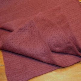 Regular Merino Prefelt – Red Wine – 1/2 meter