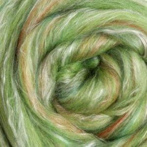 Merino/Silk @ The Fibre Garden