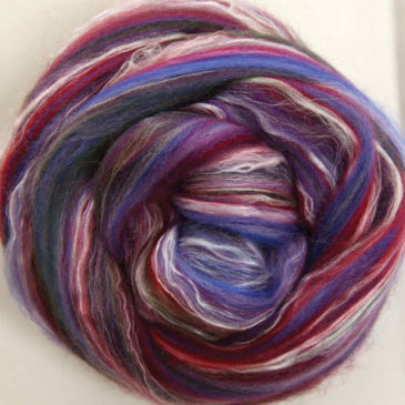 Merino/Silk – Gemstone
