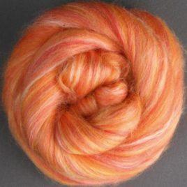 Merino/Silk – Saffron