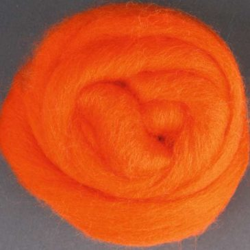Corriedale Orange
