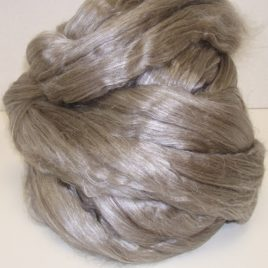 Yak, Brown 50/Cultivated Silk 50
