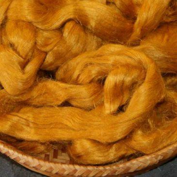 Flax Top – Saffron