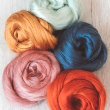 Viscose Fibres @ The Fibre Garden
