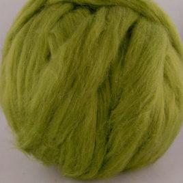 Tussah Silk Top – Asparagus