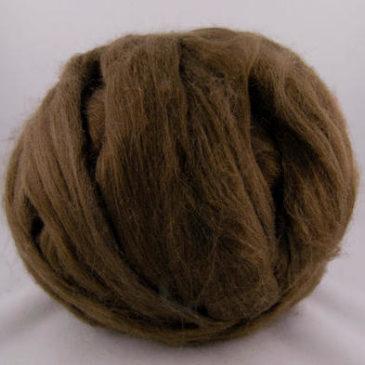 Tussah Silk Top – Beaver