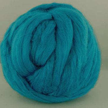 Tussah Silk Top – Cobalt