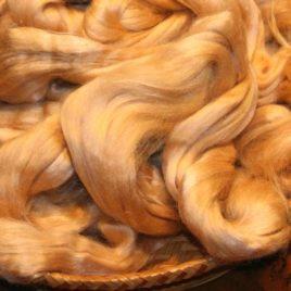 Tussah Silk Top – Dune