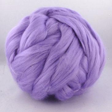 Tussah Silk Top – Lavender