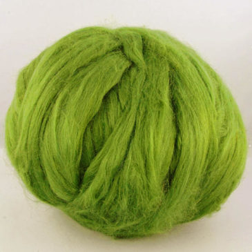 Tussah Silk Top – Leaf