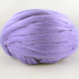 Tussah Silk Top – Lilac