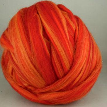 Sugar Candy Merino – Sicilian Orange