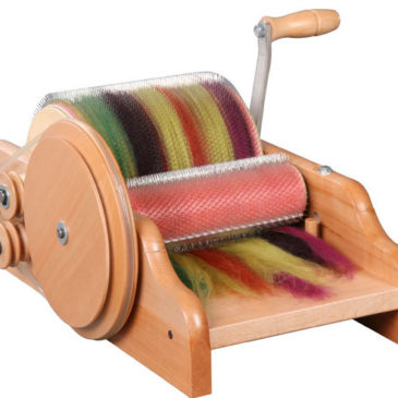 Drum Carder, Ashford – Fine 72 PPSI – currently PRE-ORDER only