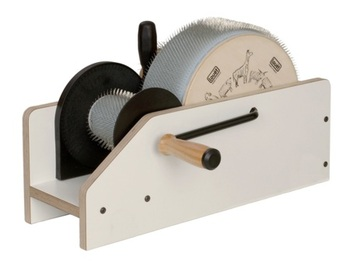 Drum Carder, Louet – Junior Extra Fine – Pre-order only