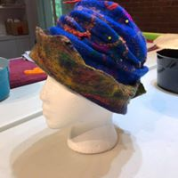 Felted Hat Class