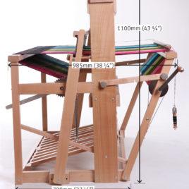 Ashford Jack Loom – 8-shaft 38″/97cm – Pre-order only
