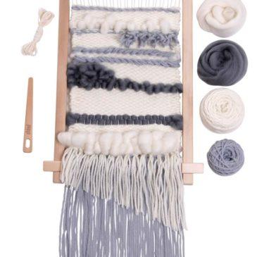 Ashford Weaving Starter Kit – Monochrome