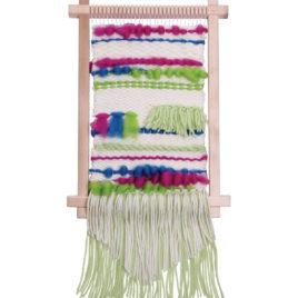 Tapestry Weaving @ The Fibre Garden