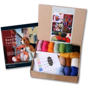 Needle Felting Starter Kit – Ashford