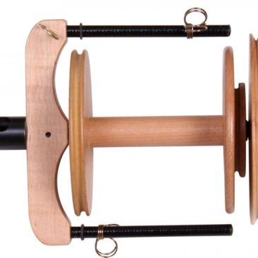 Ashford Jumbo DD Sliding Hook Flyer & Bobbin – Trav/Trad/Eliz