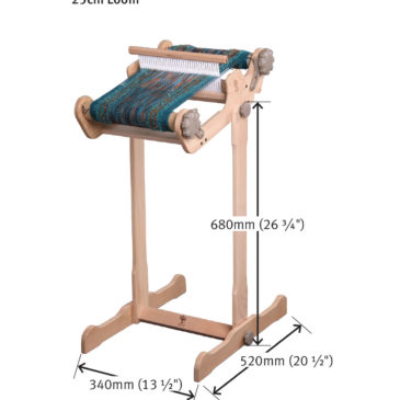 Stand, Ashford SampleIt Loom 10″/25cm