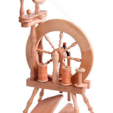 Ashford spinning wheel