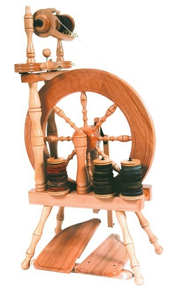 Ashford Traveller Spinning Wheels