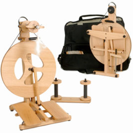 Louet Victoria Spinning Wheel – Oak S-96 – Pre-order only