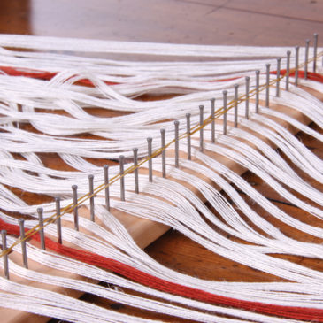 Raddle Kit, Ashford Table Loom – 24″/61cm